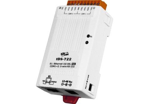 ICPDAS tDS-722 CR