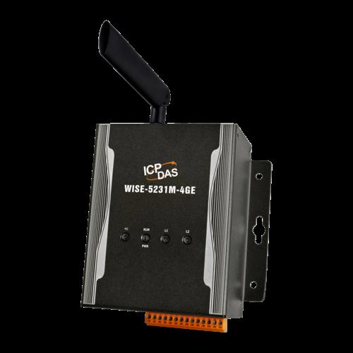 ICPDAS WISE-5231M-4GE