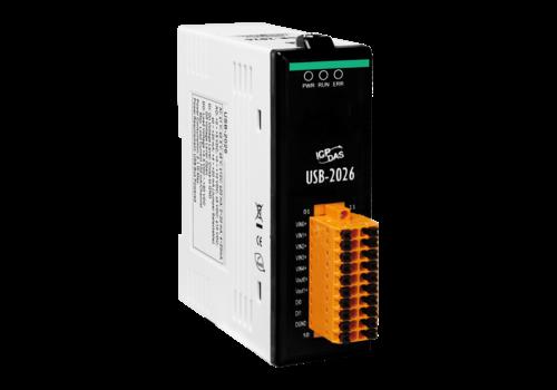 ICPDAS USB-2026 CR