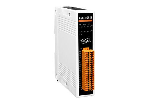 ICPDAS USB-2068-18 CR