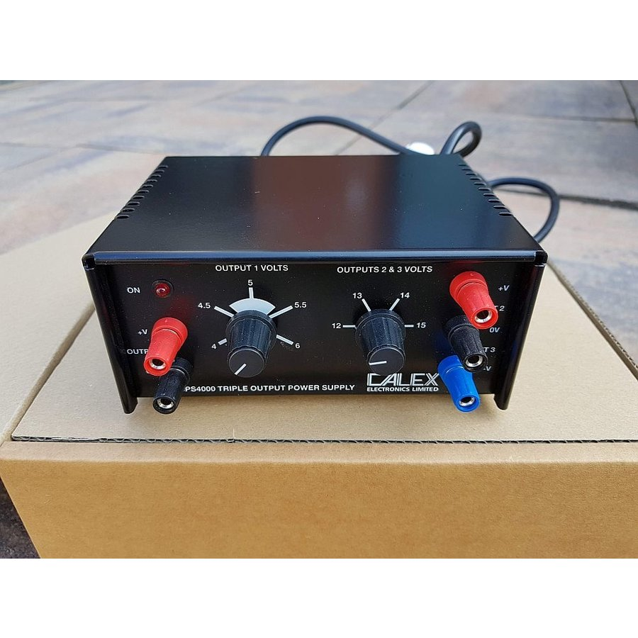 BPS4000 Triple Output Bench Top Power Supply-2