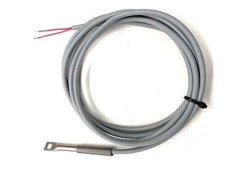 PIMZOS Pt100/3wire, Class B, Surface, +180C