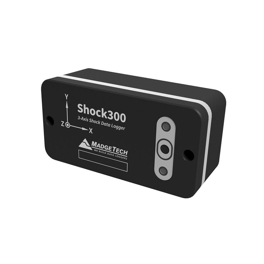 Shock300 Tri-Axial Shock Data Logger-2