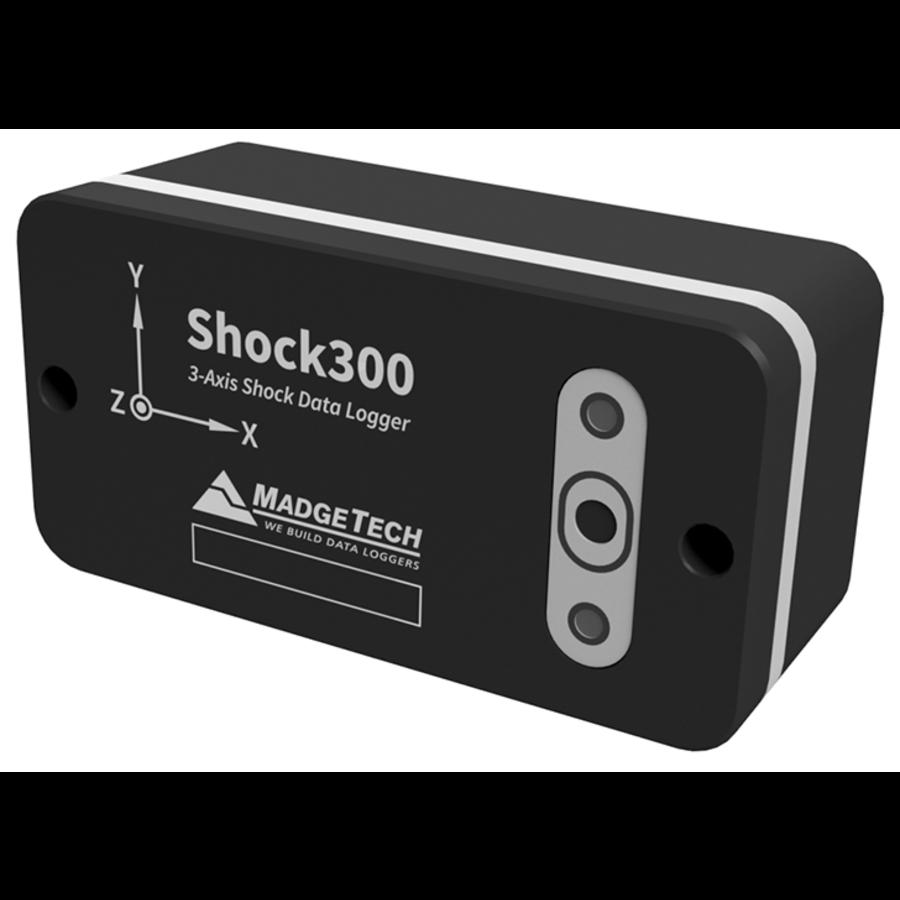 Shock300 Tri-Axial Shock Data Logger-1