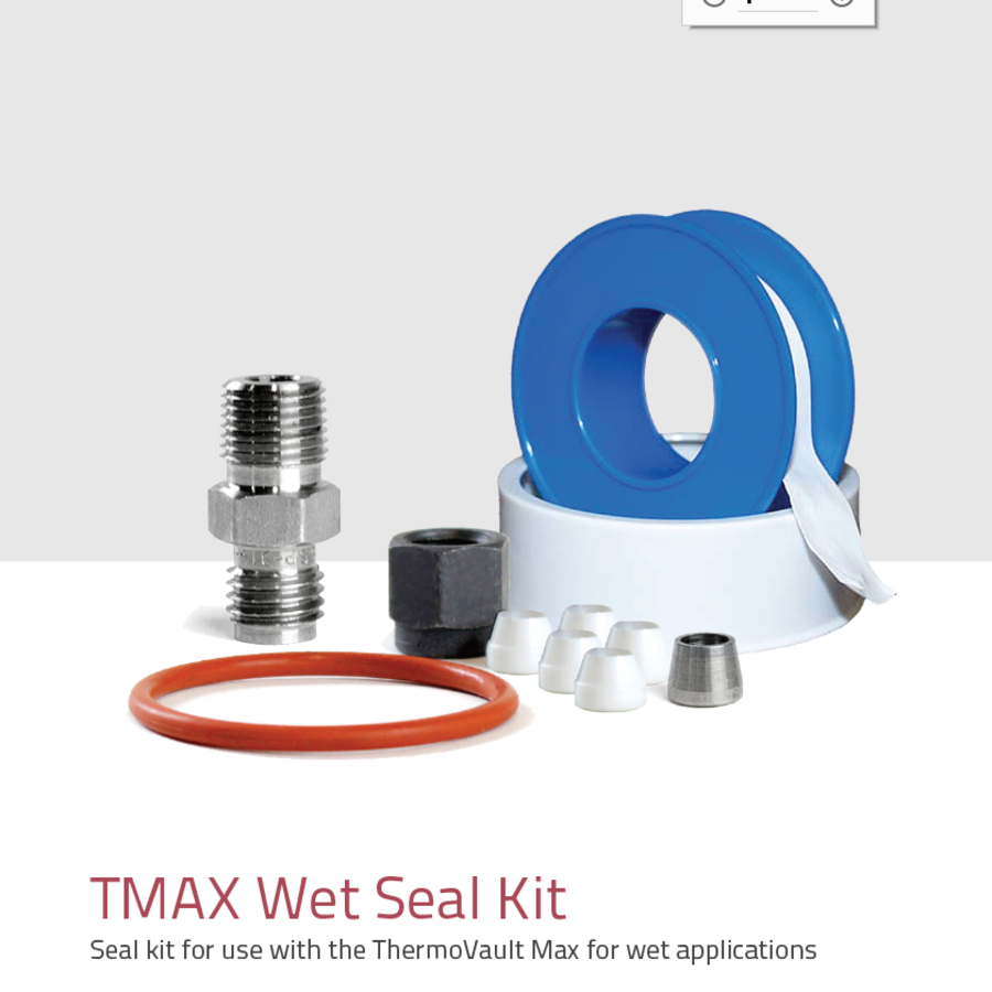 TMAX Wet Seal Kit, for ThermoVault Max wet applications-1