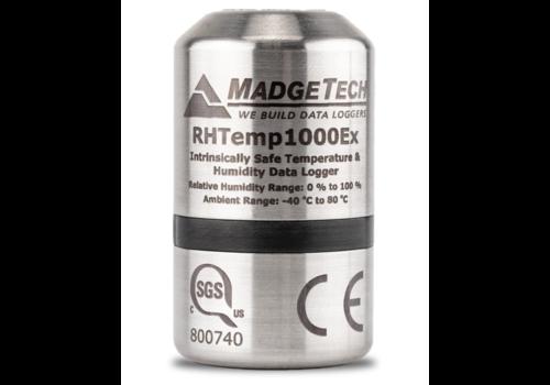 Madgetech ATEX RHTemp1000Ex