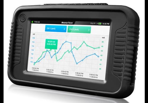 Madgetech TITAN S8, Touchscreen, Wi-Fi