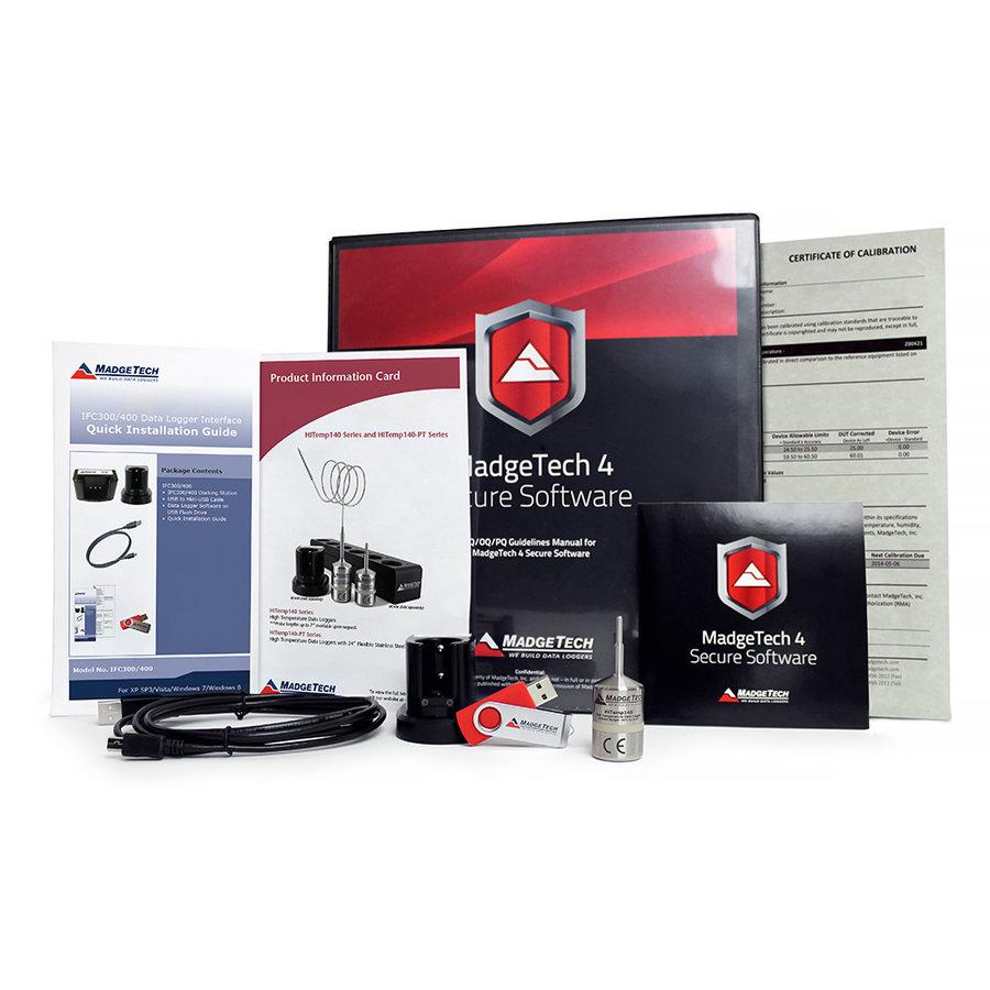 AVS140-1 Autoclaaf Validatie Datalogging Systeem-2