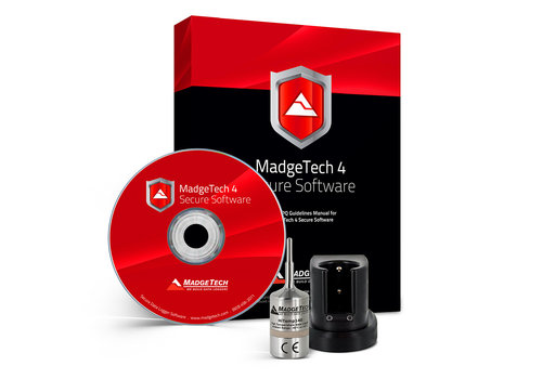 Madgetech AVS140-1 Autoclaaf Validatie Datalogging Systeem