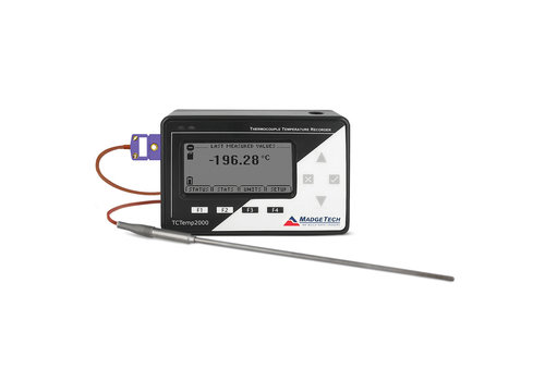 Madgetech LNDS Low Temperature Data Logger