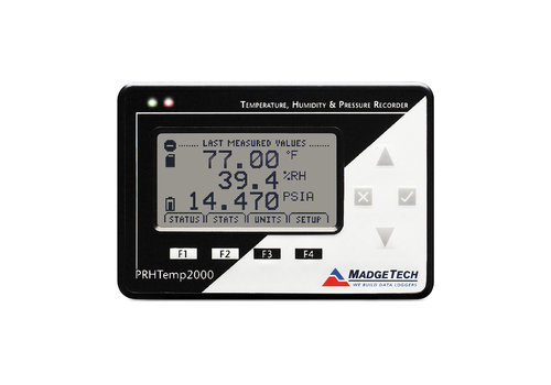 Madgetech PRHTemp2000 Data Logger