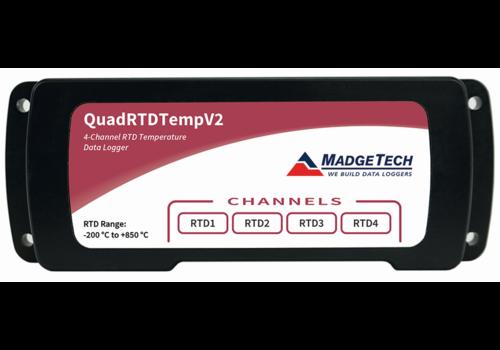 Madgetech QuadRTDTempV2