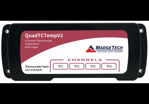 Madgetech QuadTCTempV2