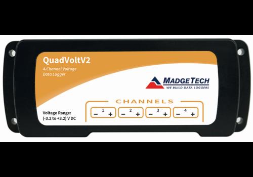Madgetech QuadVoltV2