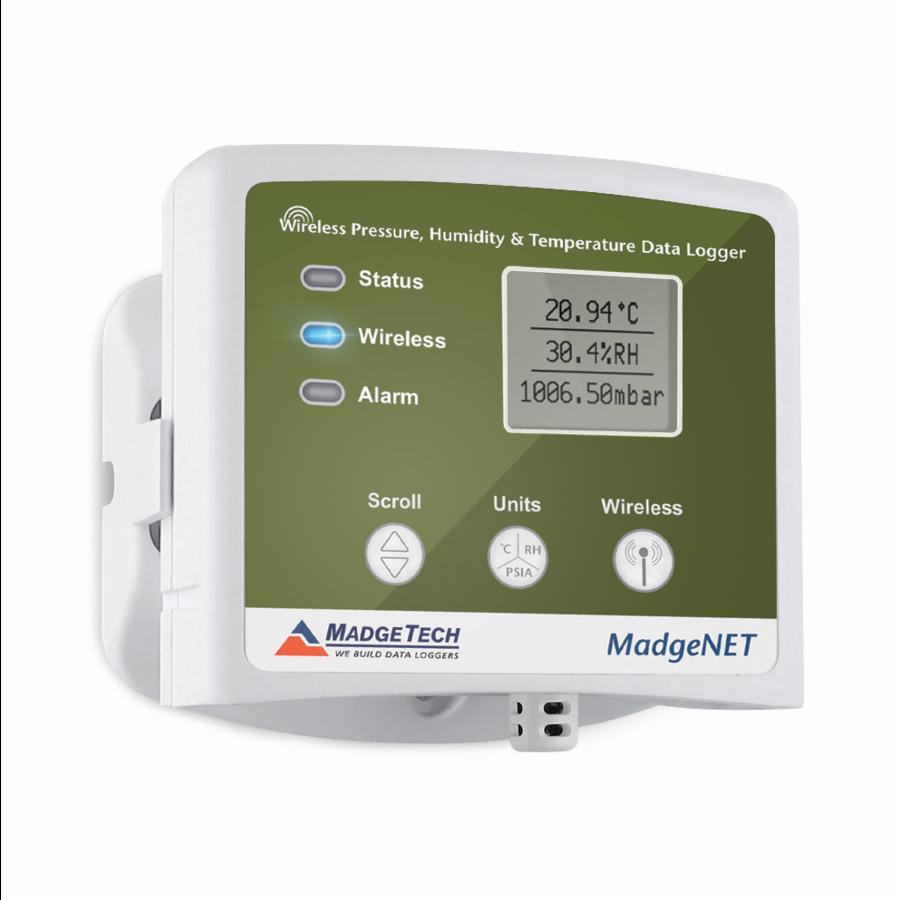 RFPRHTemp2000A Wireless Pressure, Humidity and Temperature Data Logger-2
