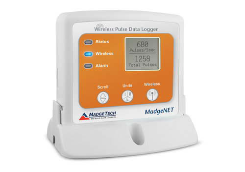 Madgetech RFPulse2000A Wireless Data Logger