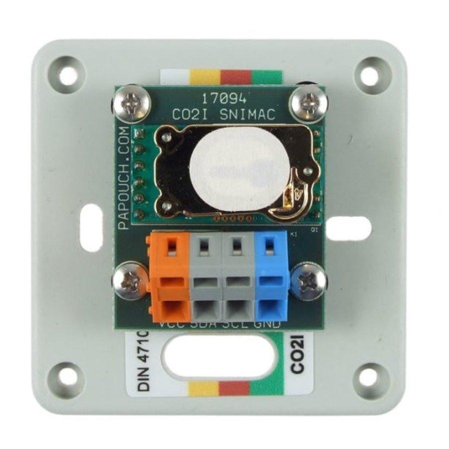 CO2 sensor for interior, 3m cable-1