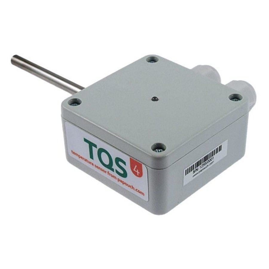 TQS4 O: Outdoor thermometer with RS485-2