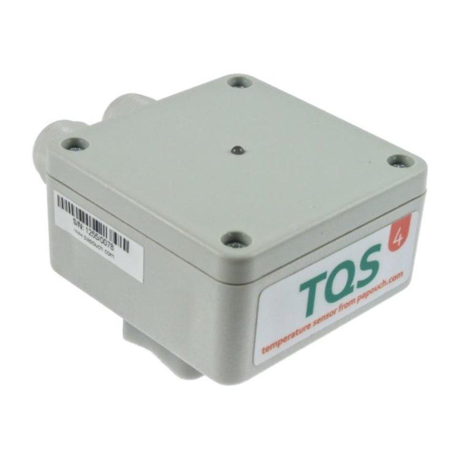 TQS4 P: Buismontagethermometer met RS485-1