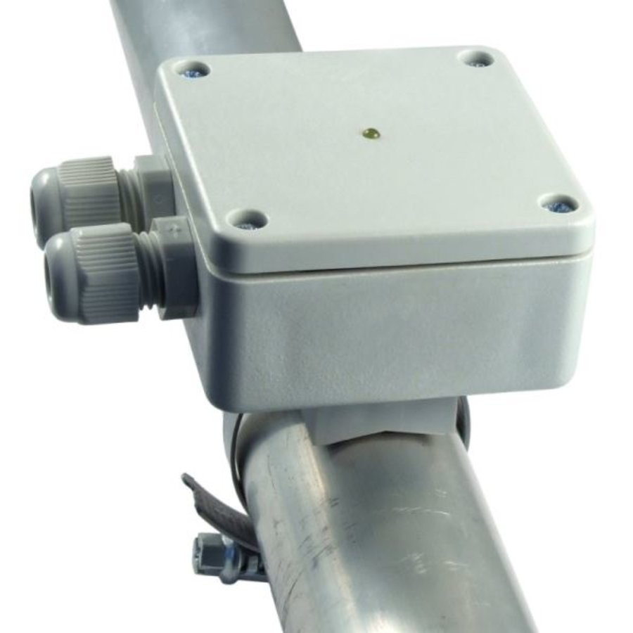 TQS4 P: Pipe mount thermometer with RS485-2