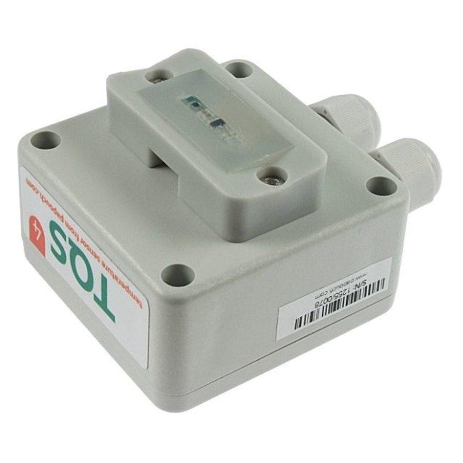 TQS4 P: Buismontagethermometer met RS485-3