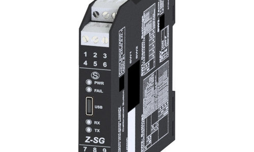 Z-SG2 Loadcell versterker van Seneca