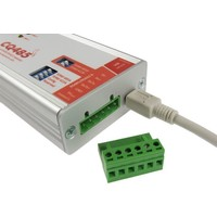 CQ485 - RS485 / 422 repeater en isolator
