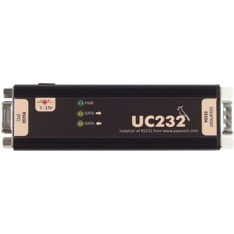 UC232 - Isolator voor RS232-1