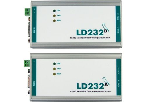 Papouch LD232 - RS232 serial line extender