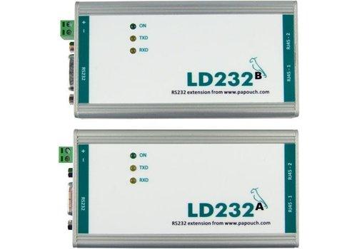 Papouch LD232 - RS232 seriële lijnverlenger