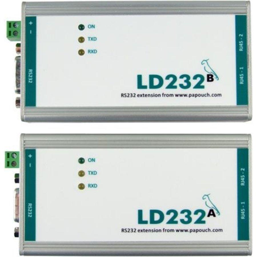 LD232 - RS232 seriële lijnverlenger-1
