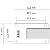 thumb-GNOME232TTL - LAN naar RS232 converter (TTL-niveaus)-2