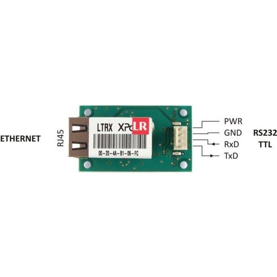 GNOME232TTL - LAN naar RS232 converter (TTL-niveaus)-3