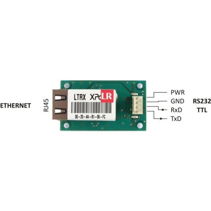 GNOME232TTL - LAN to RS232 converter (TTL levels)-3