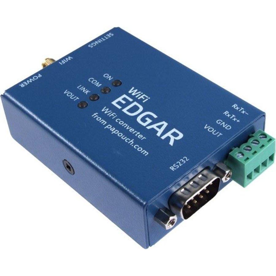 EDGAR WiFi: WiFi naar RS232- of RS485-converter-1