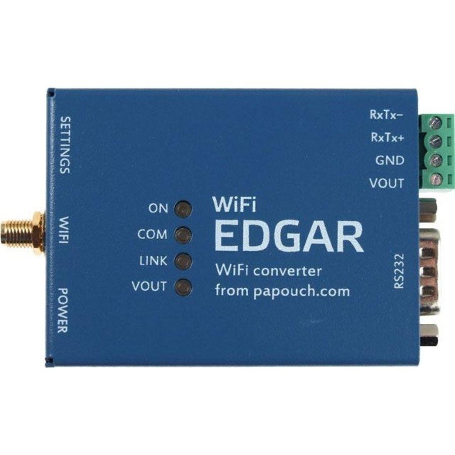 EDGAR WiFi: WiFi naar RS232- of RS485-converter-4