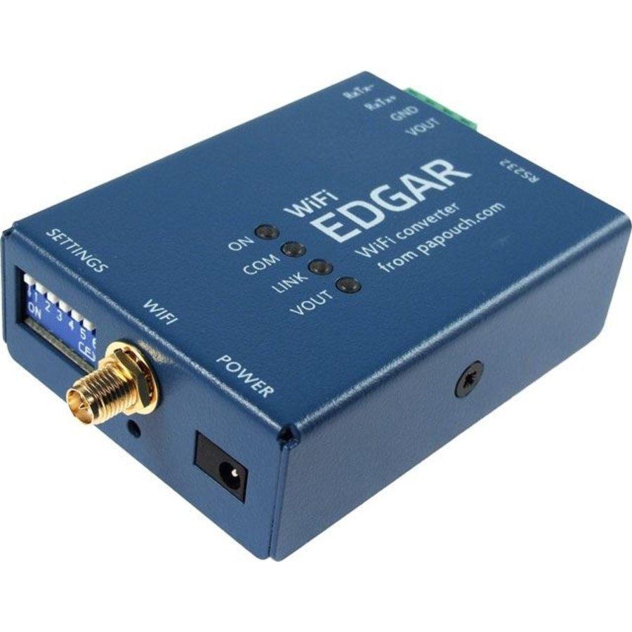 EDGAR WiFi: WiFi naar RS232- of RS485-converter-3