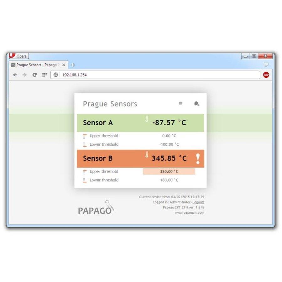 PAPAGO 2PT ETH-3