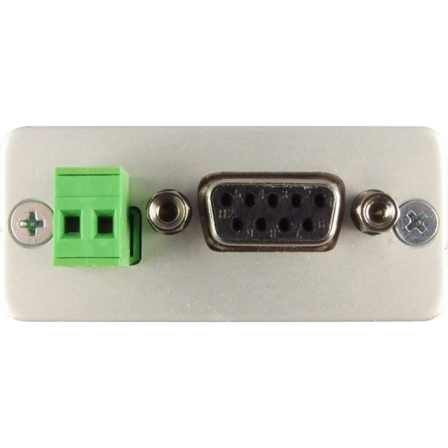 UC485S: RS232 to RS485 / RS422 line converter - plug terminals-4