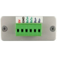 thumb-UC485S: RS232 to RS485 / RS422 line converter - plug terminals-3