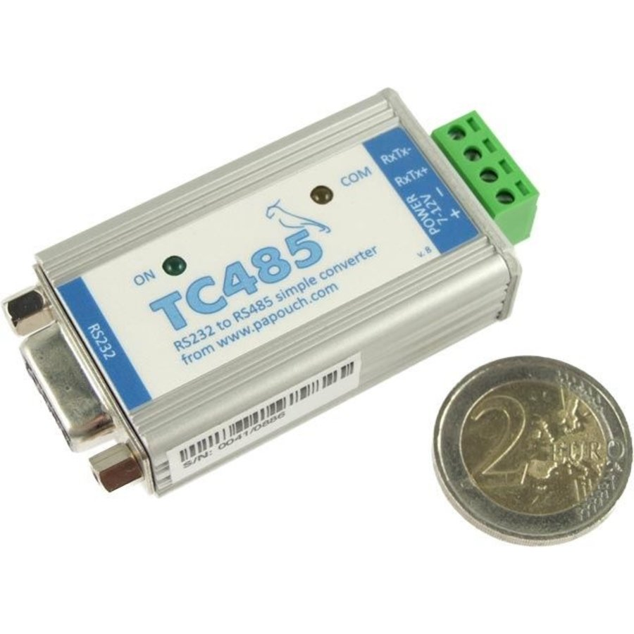 TC485: RS232 to RS485 converter-2