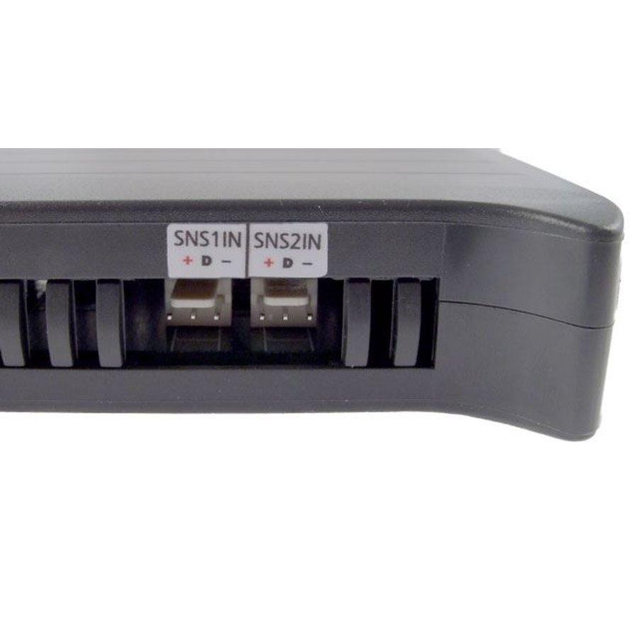 DSA2 - 2x D/A converter DS18B20 to 0-10V-3