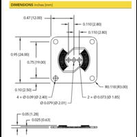 thumb-FFP350 Flat Plate Force Sensor-4