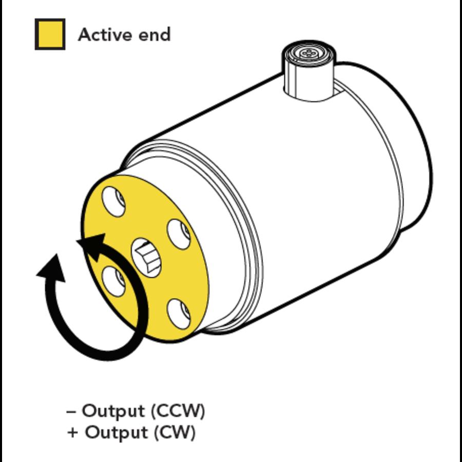 TDD400 Square-Drive to Square-Drive Reaction Torque Sensor-6