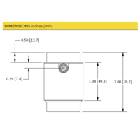 thumb-TDD400 Square-Drive to Square-Drive Reaction Torque Sensor-7