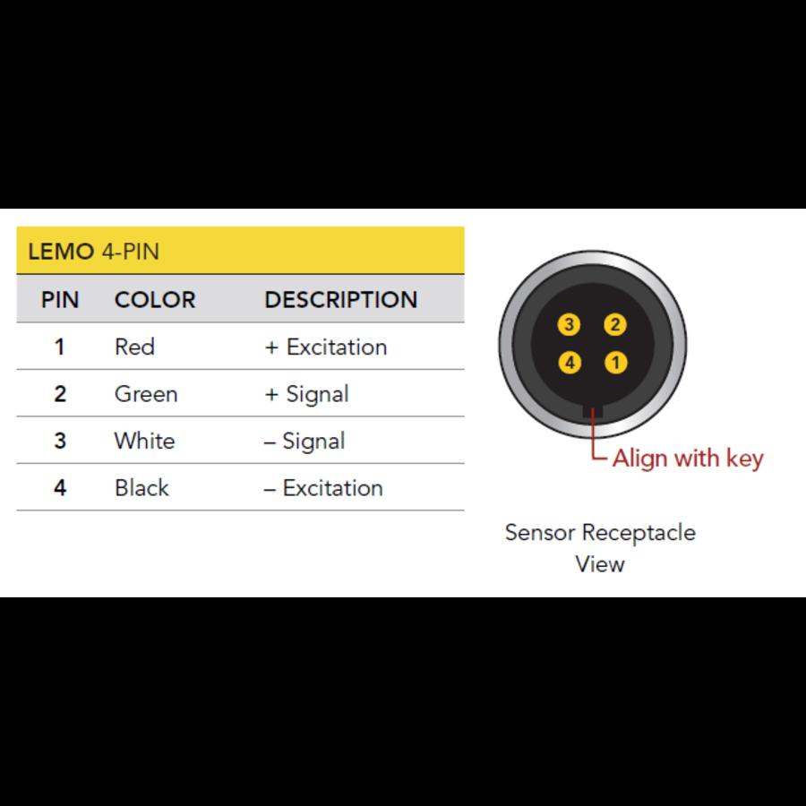 TDD400 Square-Drive to Square-Drive Reaction Torque Sensor-9