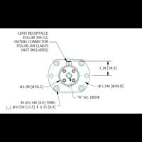 thumb-TDF400 Flange-to-Square-Drive Torque Sensor-8