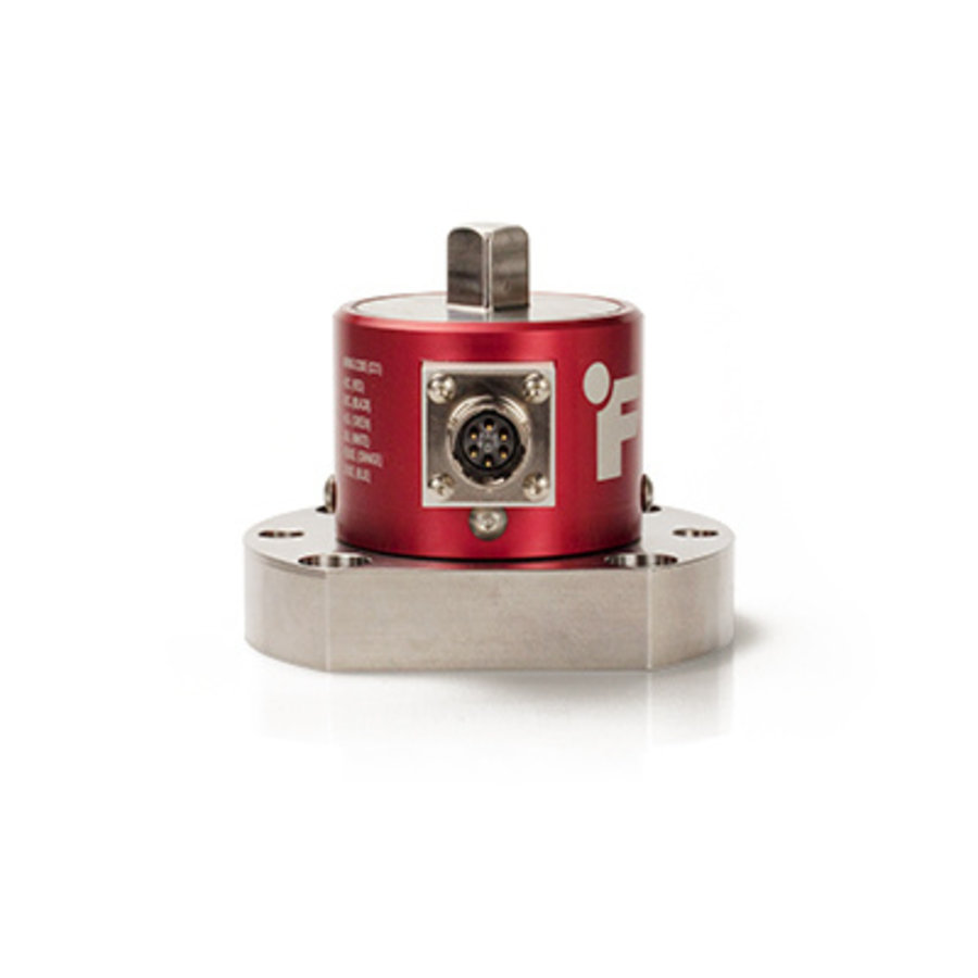 TDF600 Flange-to-Square Reaction Torque Sensor-2
