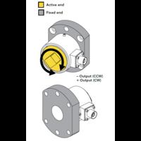 thumb-TDF600 Flange-to-Square Reaction Torque Sensor-5
