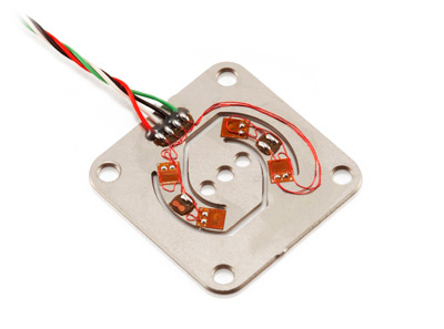 Flat Plate Load Cell